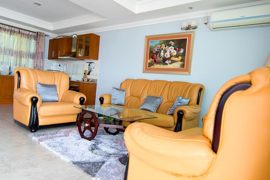 Modern Furnished Apartments in Kampala