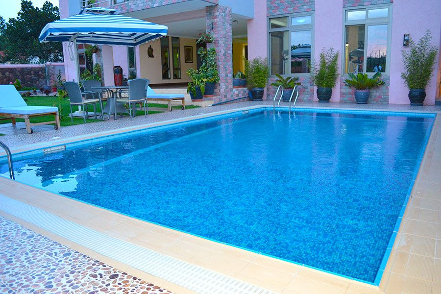 Swimming Pool Naguru ViewPointe Apartments