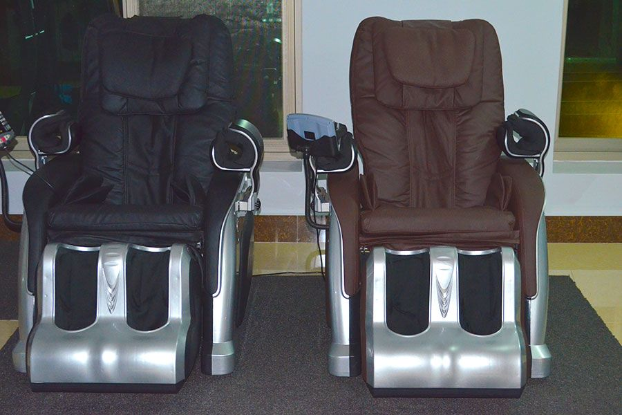 Massage Chairs Naguru ViewPointe Apartments