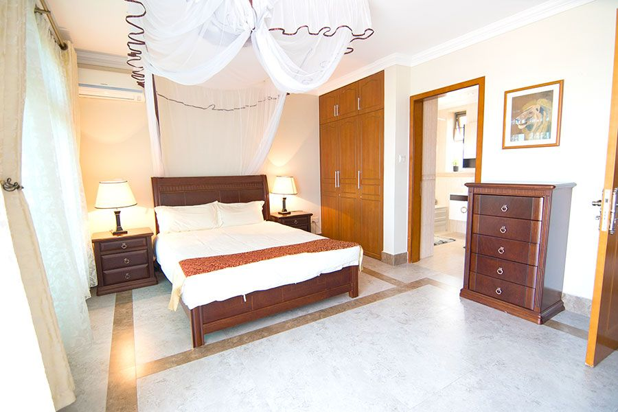 Secure Furnished Accommodation Kampala