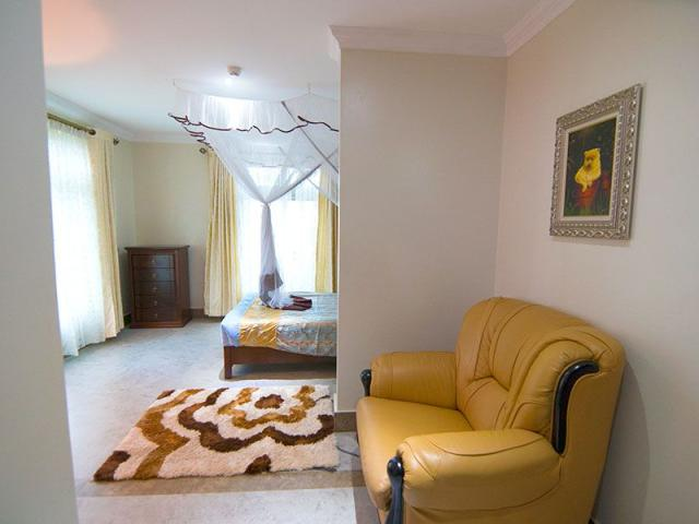 Furnished Apartments in Kampala