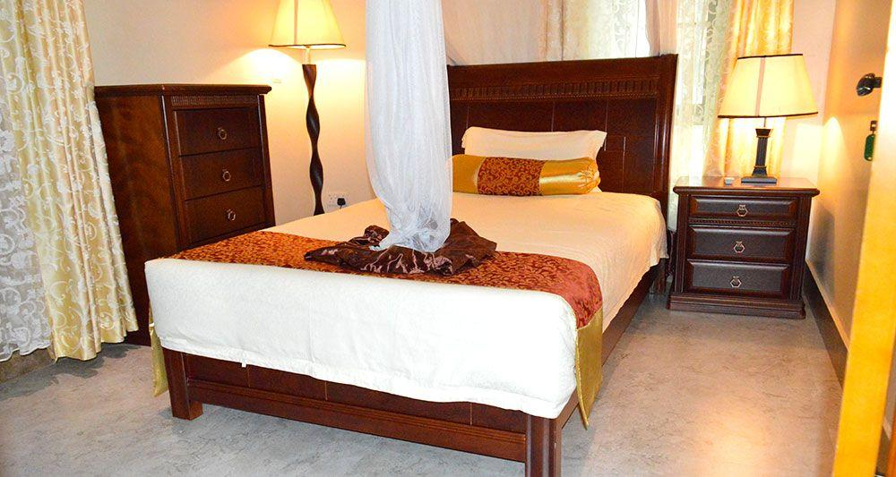 Guest Rooms - Naguru Viewpointe Apartments Kampala